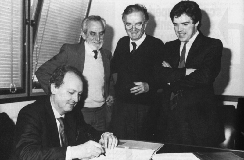 Founding of CEMS
